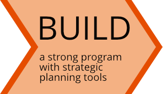 Build a strong program with strategic planning tools