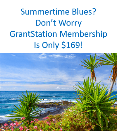 GrantStation Membership only $169!